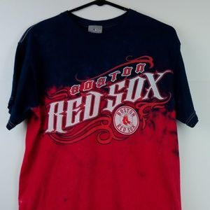 Other - Boston Red Sox Baseball Tye Dye Shirt